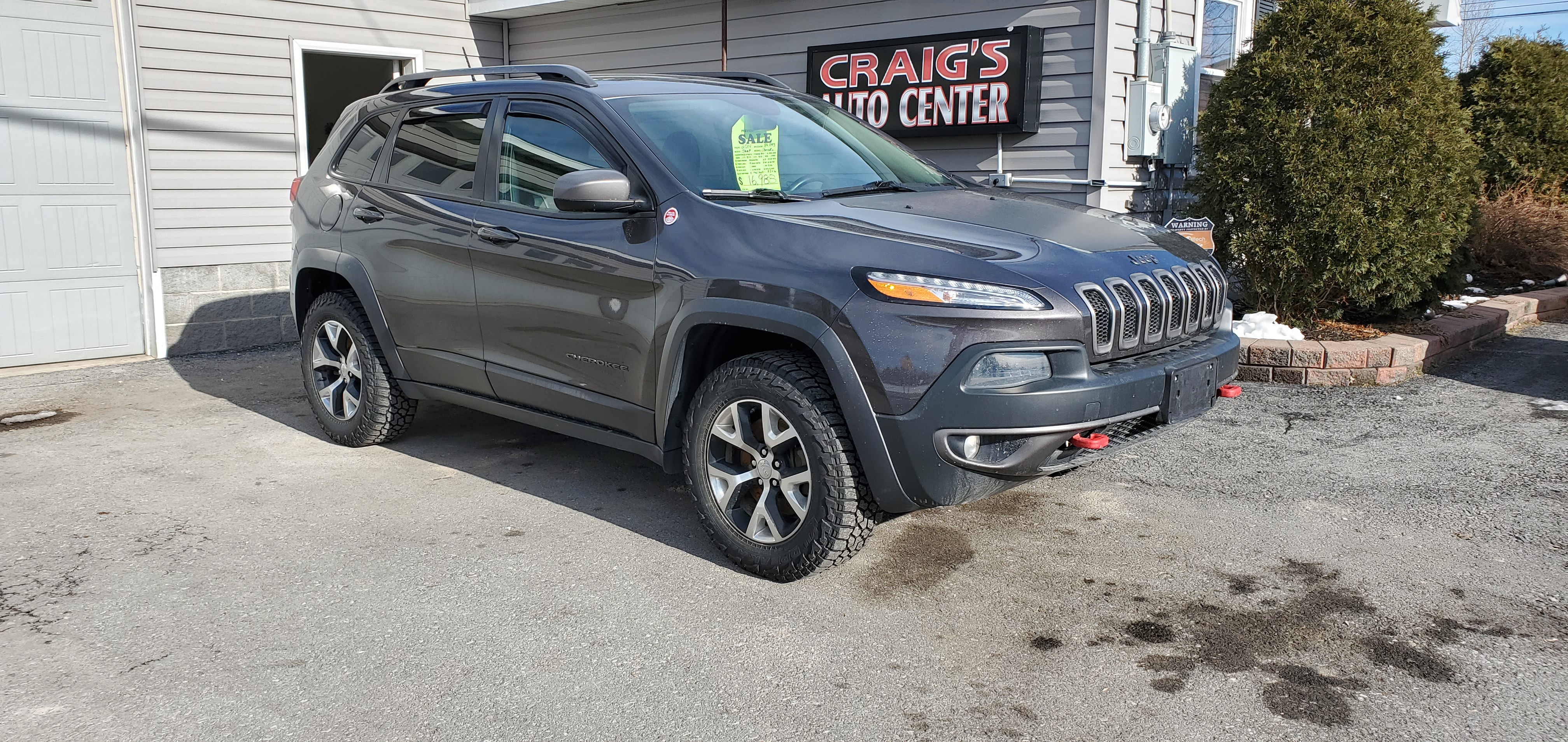 2014 Jeep Trailhawk