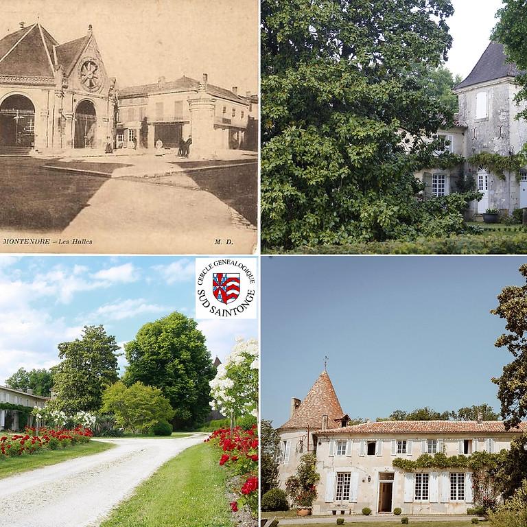 30 ème anniversaire du Cercle Généalogique Sud Saintonge au Château de Puyriagud
