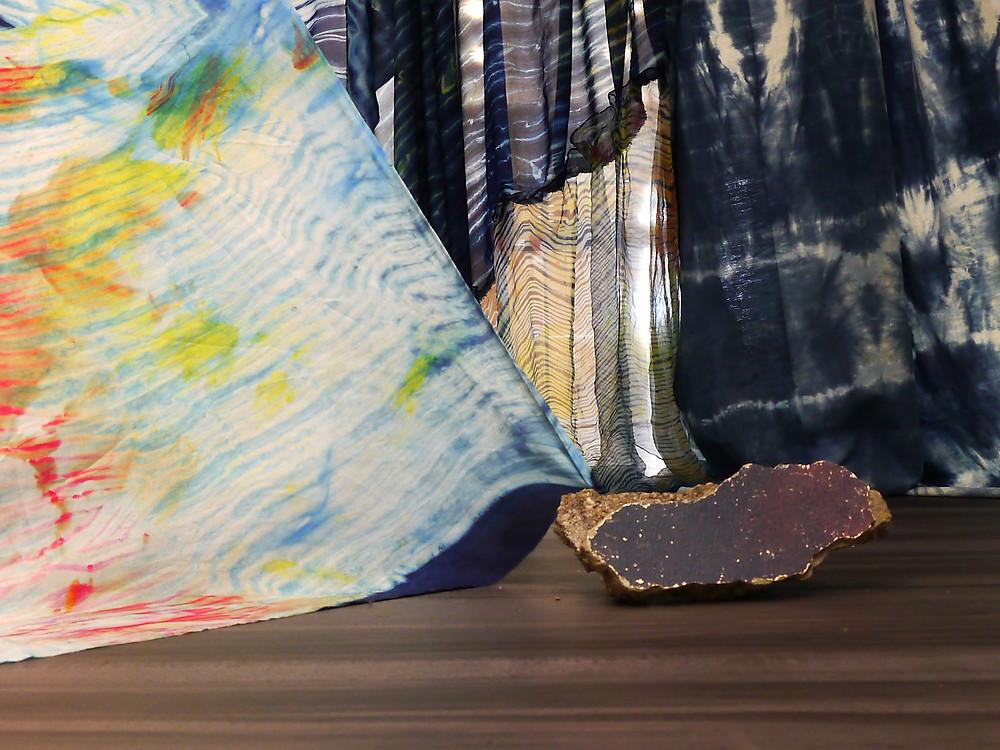 vestiges durieux musées du monde et textile teints à la main - laure marnas