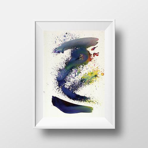 Aquarelle - Couleurs - Watercolors - ink - Laure Marnas - lorcolors