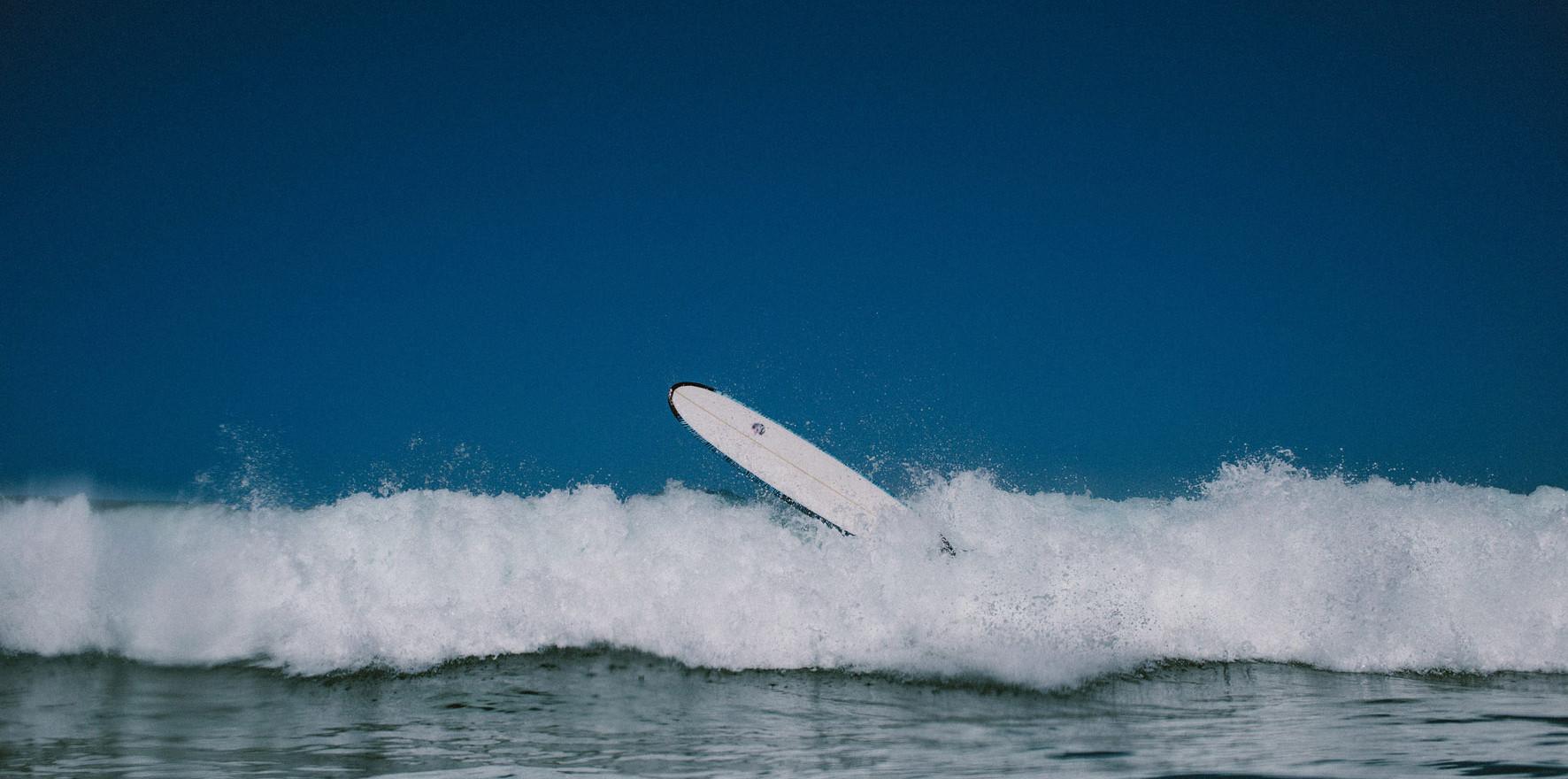 Lorcolorschappy longboard / Photographie Julien Clavier