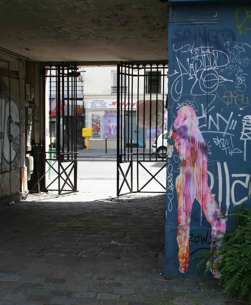 "Projet ""Humeur de rue """
