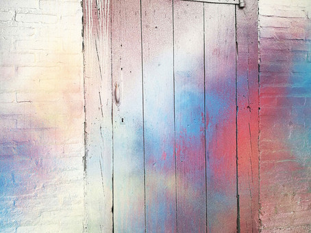 """Fresque murale pour l'exposition Collective """"Femmes Plurielles"""""""