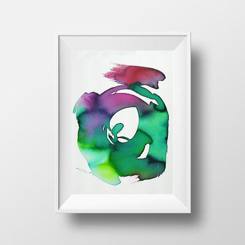 Aquarelle -laure marnas -lorcolors- ink- watercolors