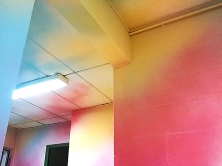 Art Mural / Association Atherbea