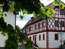 Wüstensachsen Rathaus