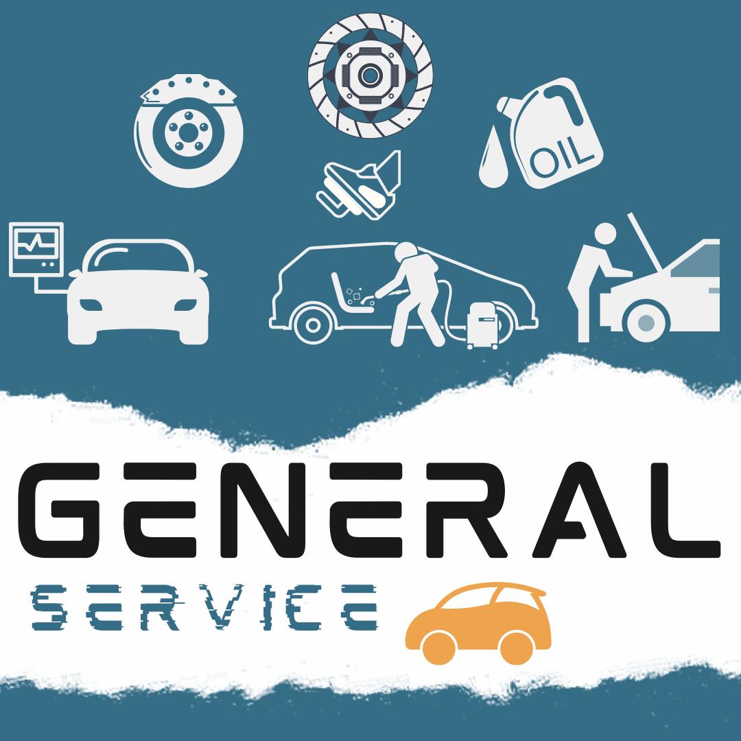 General Service for Standard Hatchbacks