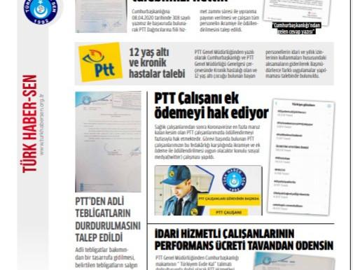 2. Dijital Gazetemiz Yayınlandı.