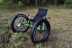 Terrain 26 inch wheel
