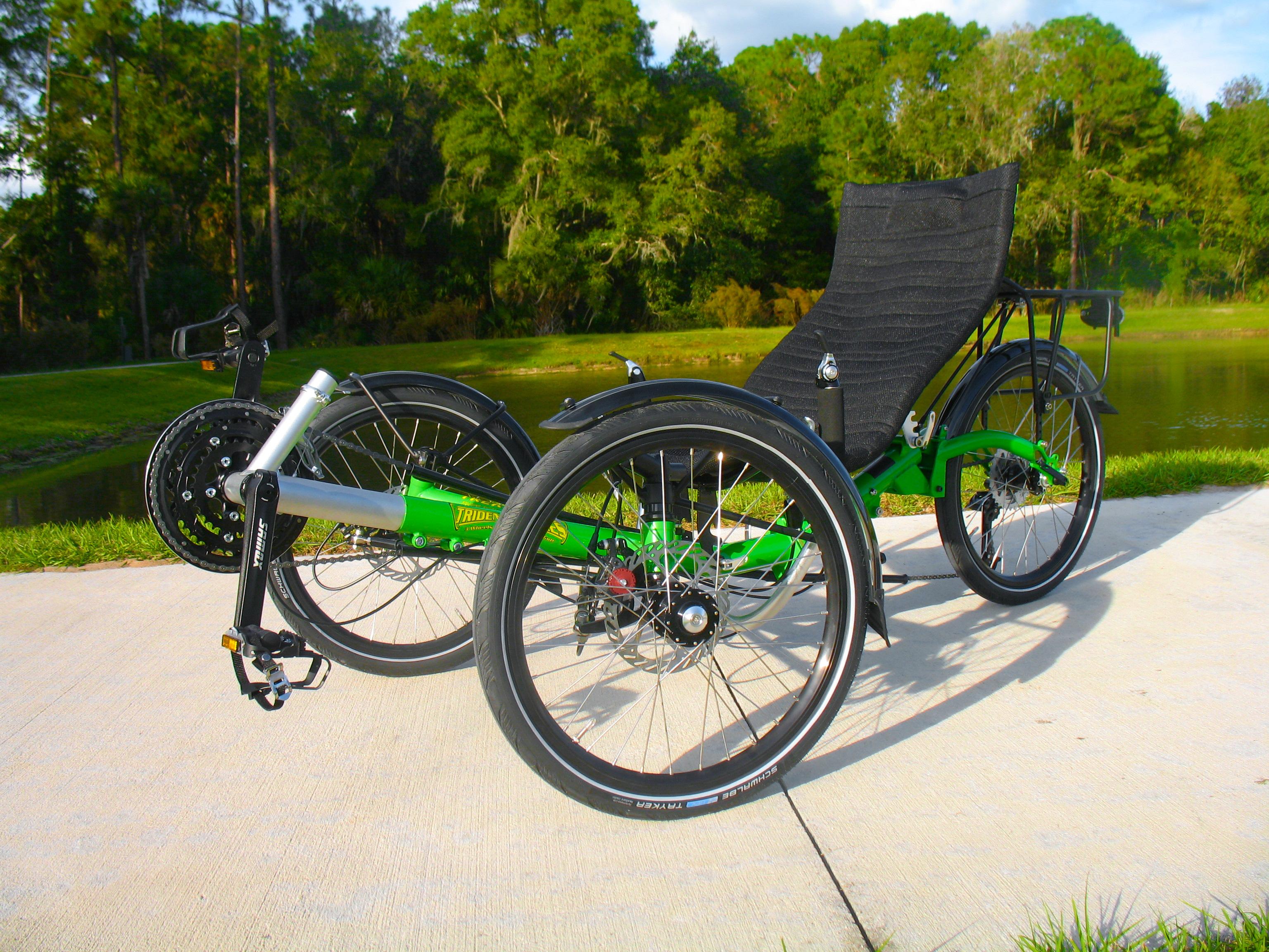 Trekker 20 inch wheel