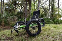 Terrain 20 inch wheel