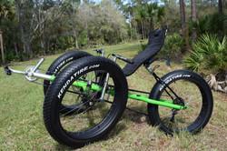 Terrain 26 inch tire