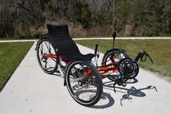Transport 26 inch wheel