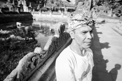 Sacred Bath of Tirta Empul