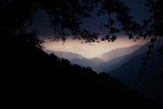 Landruck Valley Annapurna Circuit, Nepal