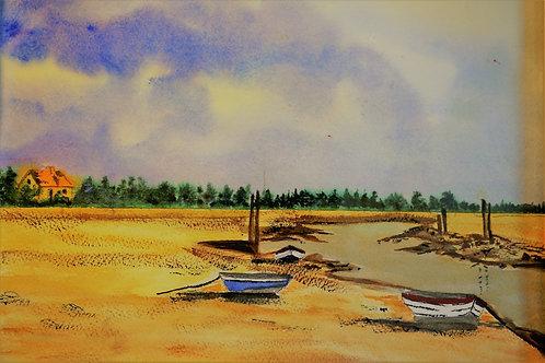 Estuary Fishing Village