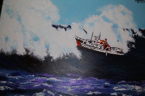 Coast Guard Rescue Columbia River