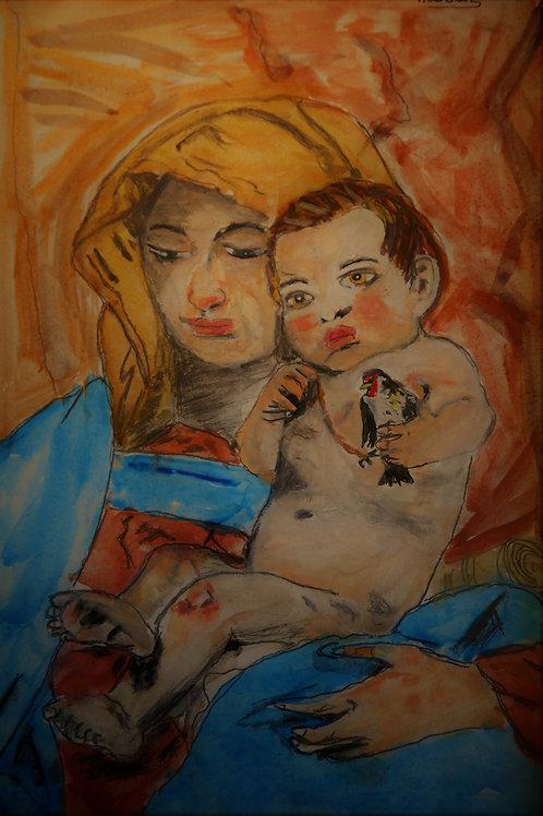 Madonna with Christ Child