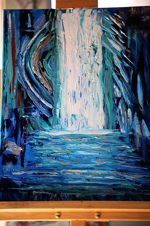 Waterfall of Emotions