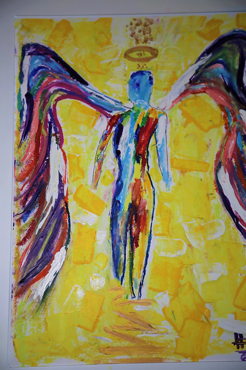 Rainbow Angel (Digital Download)