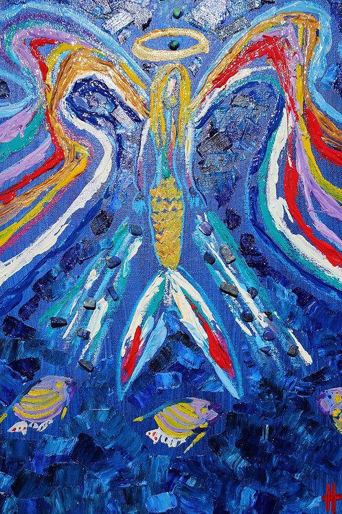 Ariel Angel of Earth
