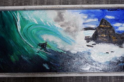Cape Fear Surfer