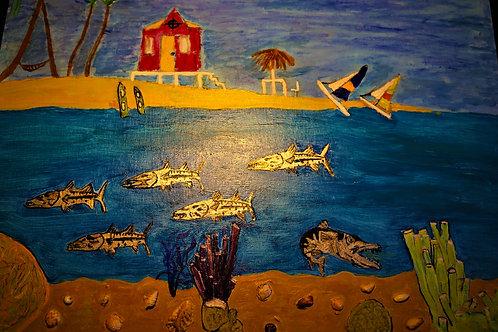 Barracuda Island