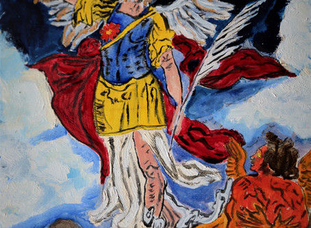 Archangel Michael Hidden Message