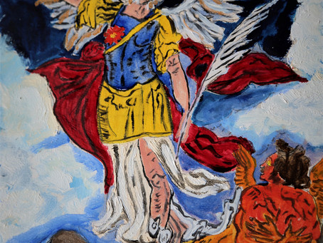 Archangel Michael Hidden Message