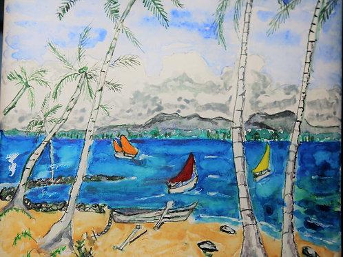 Samoa Island Sailing