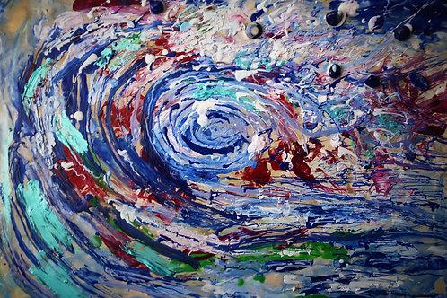 Lapis Blue Wave