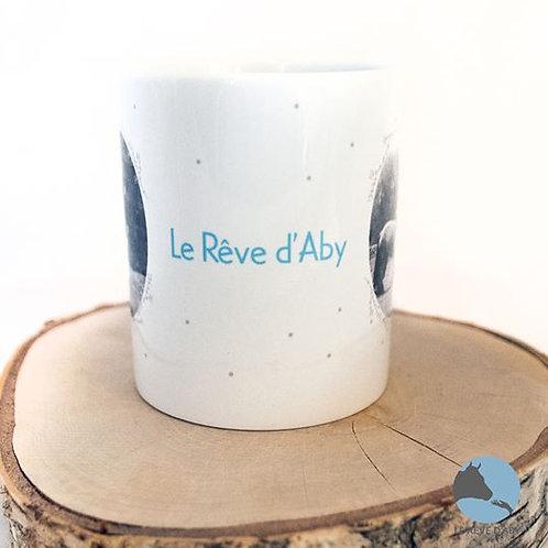 Mug Le Rêve d'Aby