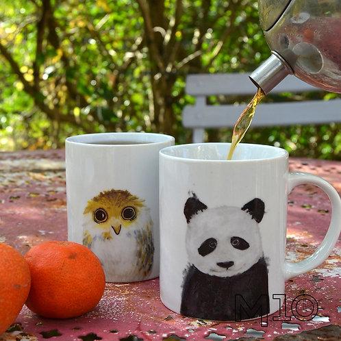 Chouette ou Panda?