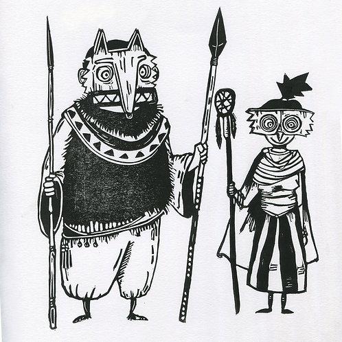 Couple Shaman