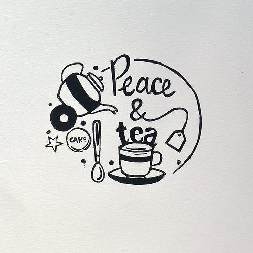 Peace and Tea