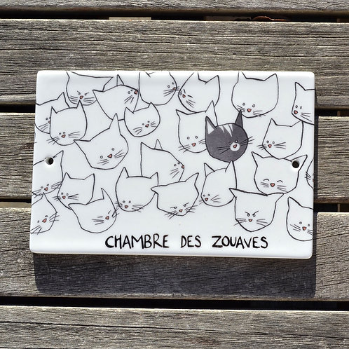 chats zouaves