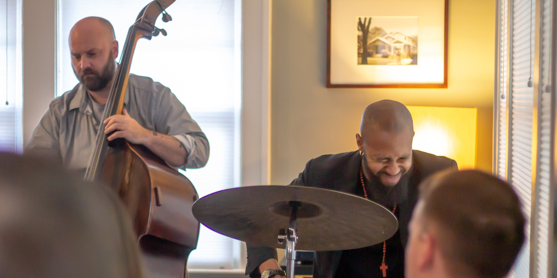 The Joshua Espinoza Trio performs
