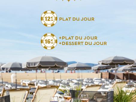 Le Casino de Sainte-Maxime, membre du #CPG83 vous propose :