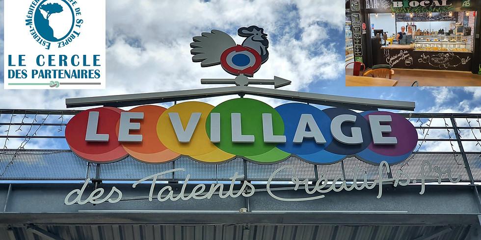 Rappel 66 ème Rencontre au Village des Talents Créatifs