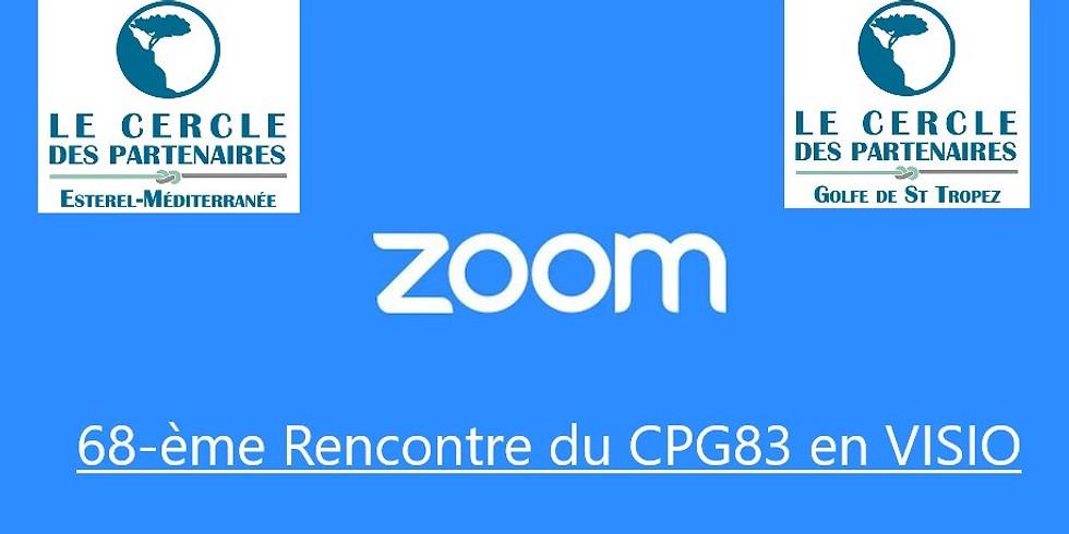 68-ème Rencontre du CPG en VISIO