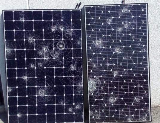 Fotovoltaici grandine