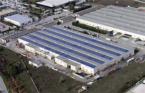 impianto fotovoltaico tetto piano
