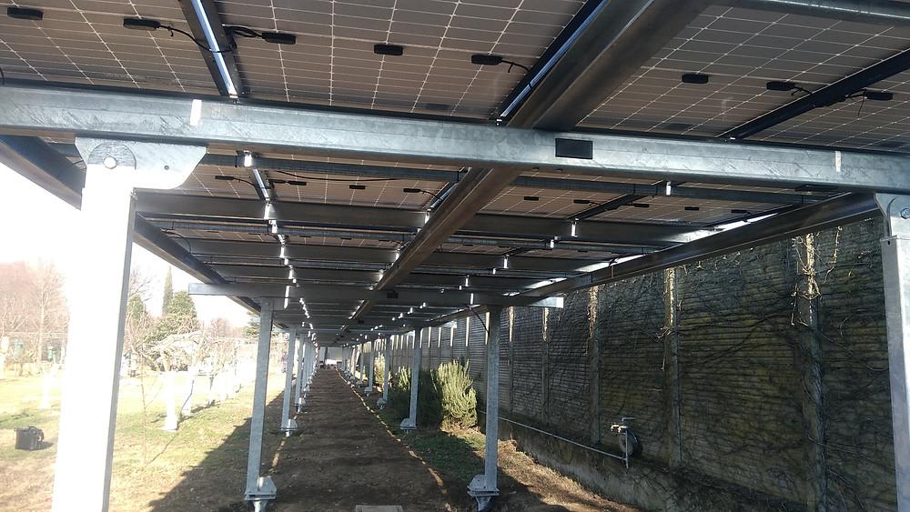 pensilina solarparking
