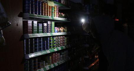 In caso di Blackout elettrico ? Niente paura ci sono loro