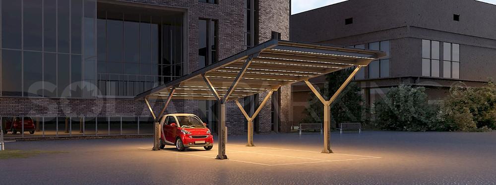 Solarparking Serie Y Four