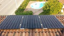 Moduli sunpower E20 327w
