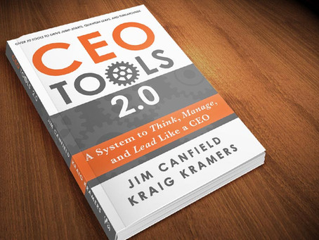 'CEO Tools' Book Excerpt: Track Metrics and Give Feedback
