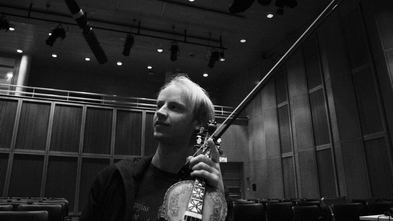 Hans P. Kjorstad - Hardanger Fiddle
