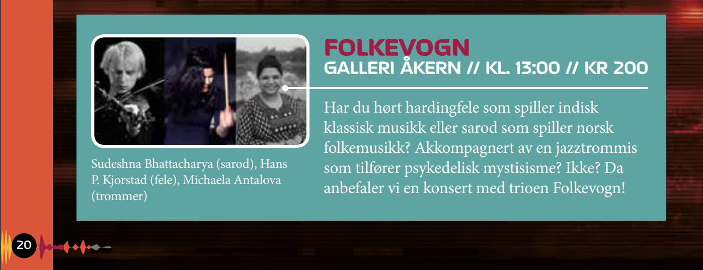 Kongsberg Jazzfestival 2018