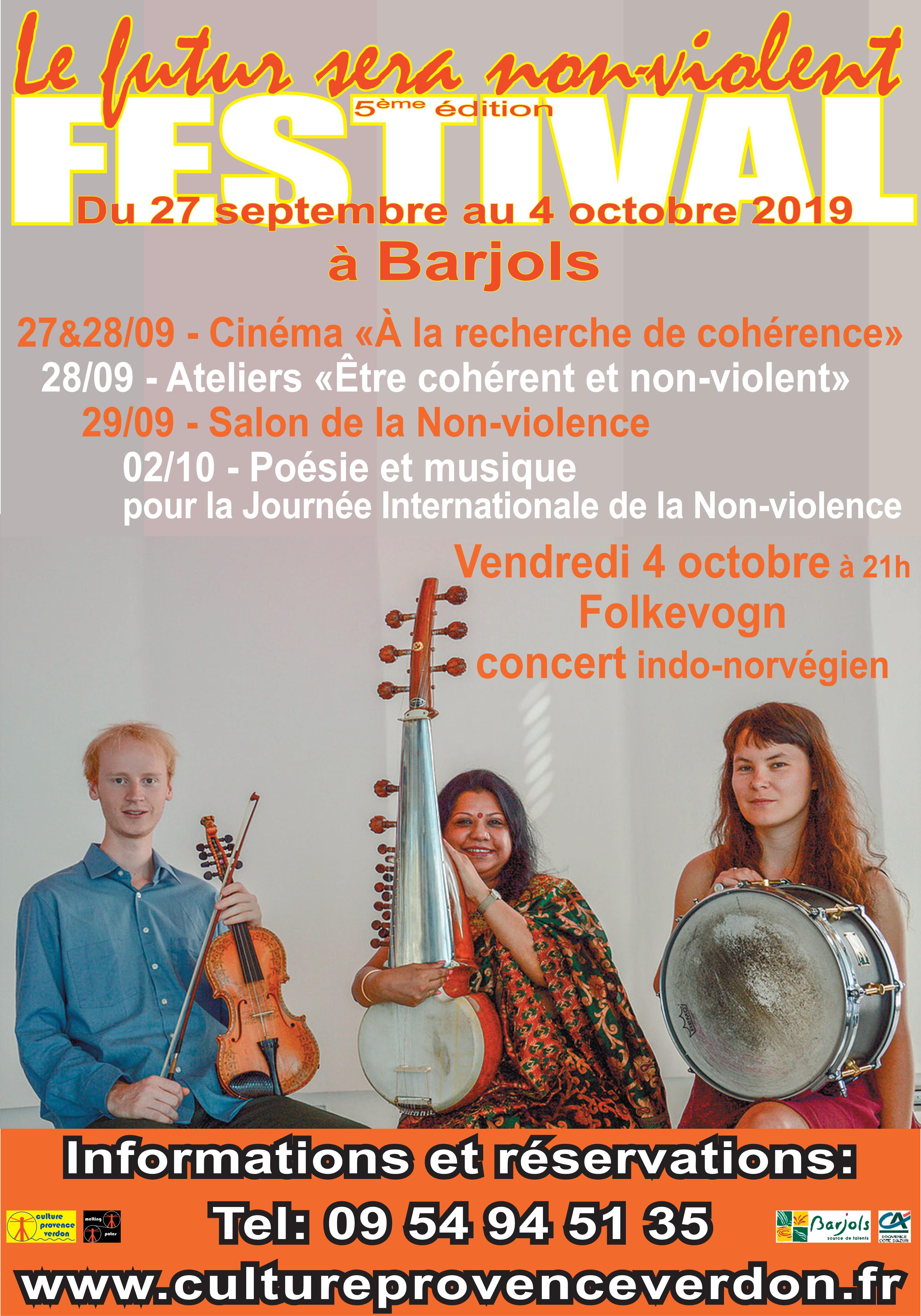 Folkevogn - Le Futur sera Non-violent, F